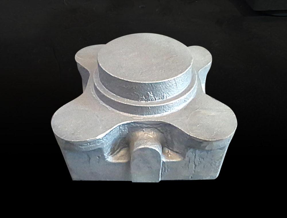 建設機械部品 削岩機油圧ヘッドキャップ