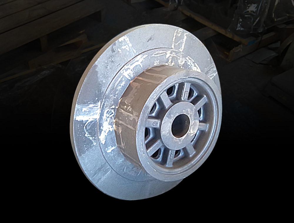 産業機械部品 各種エレベータ用シーブドラム